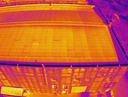 Termoviziune panouri solare