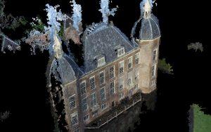 Modelare 3D cladire istorica
